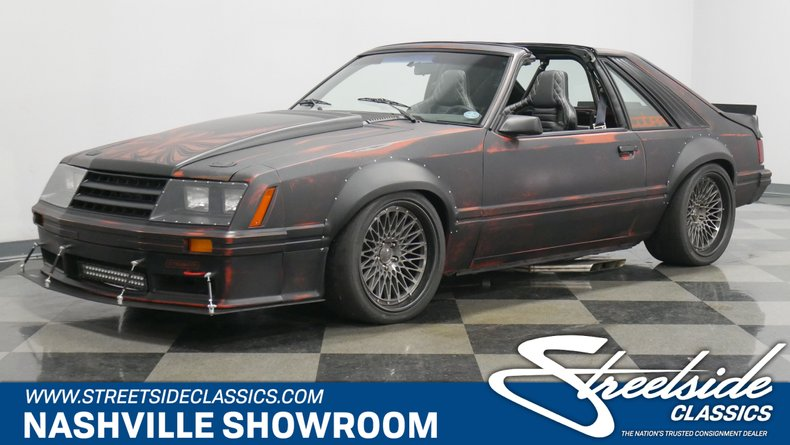 For Sale: 1981 Ford Mustang