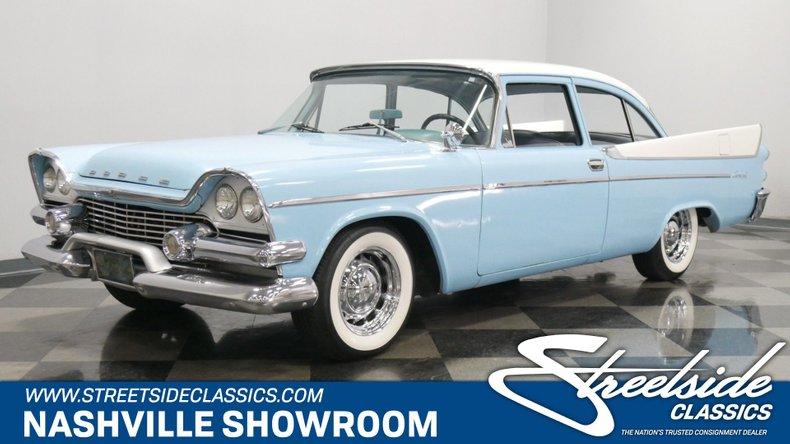 1958 Dodge Coronet For Sale