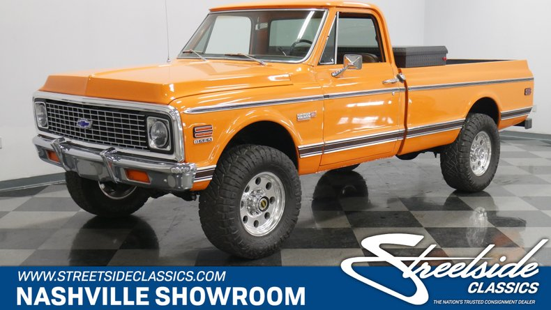 For Sale: 1971 Chevrolet K-20