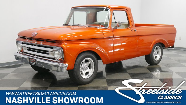 For Sale: 1962 Ford F-100