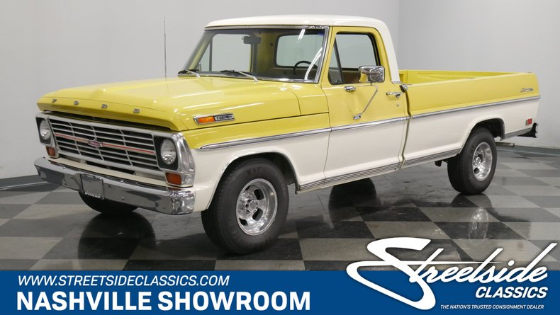 1969 Ford F-100 1