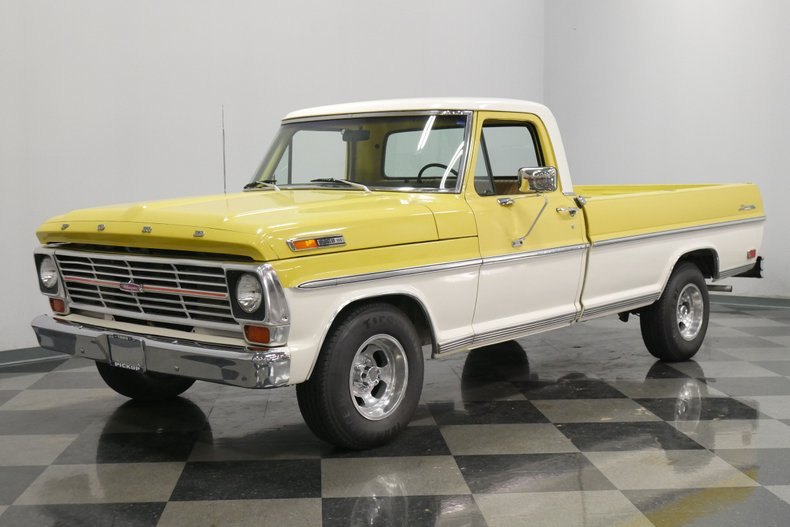 1969 Ford F-100 5