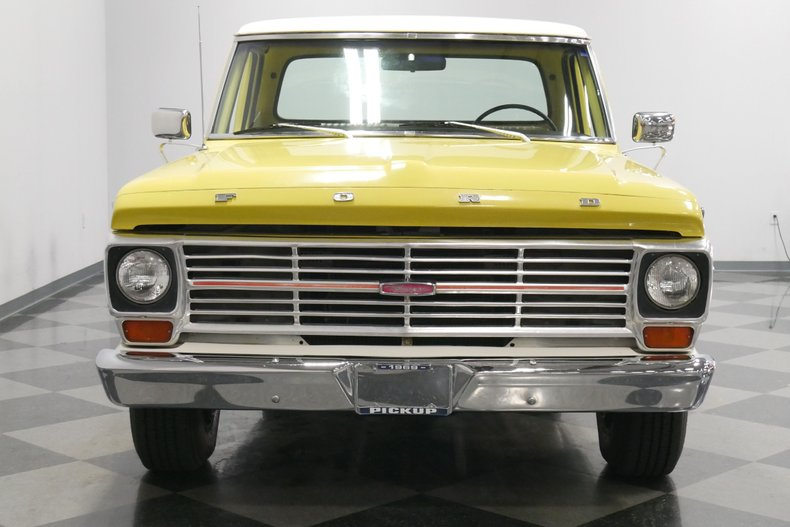 1969 Ford F-100 19