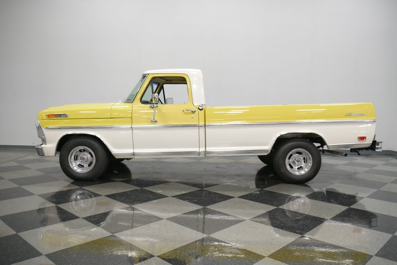 1969 Ford F-100 2