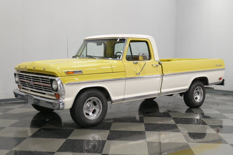 1969 Ford F-100 6