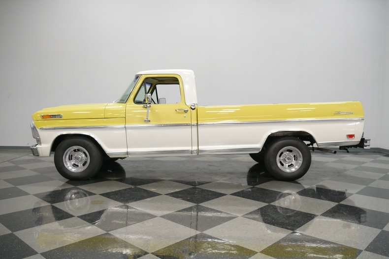 1969 Ford F-100 7