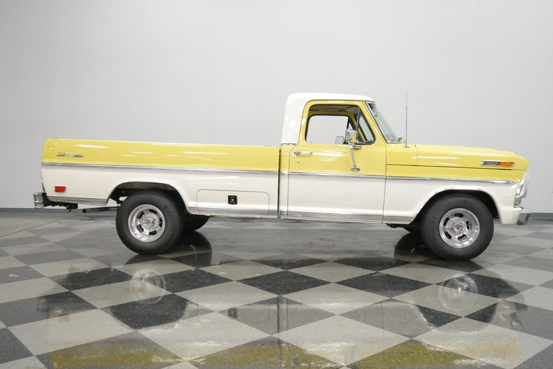 1969 Ford F-100 15