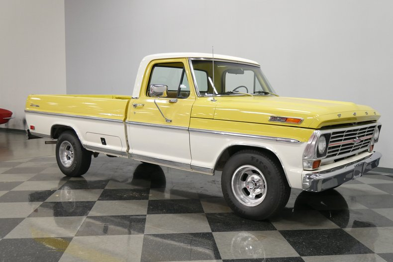 1969 Ford F-100 16