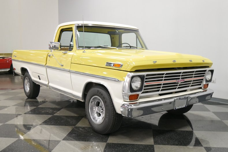 1969 Ford F-100 17