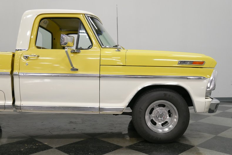 1969 Ford F-100 26