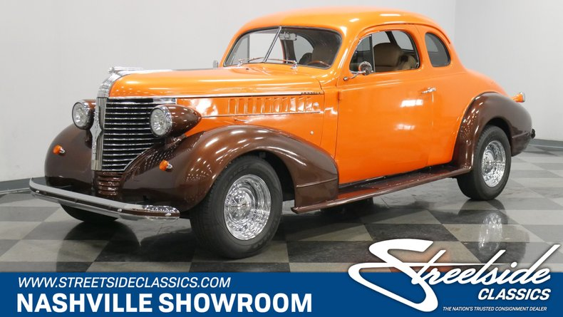 For Sale: 1938 Pontiac 5-Window