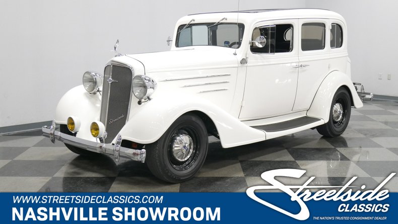 1934 Chevrolet Master For Sale