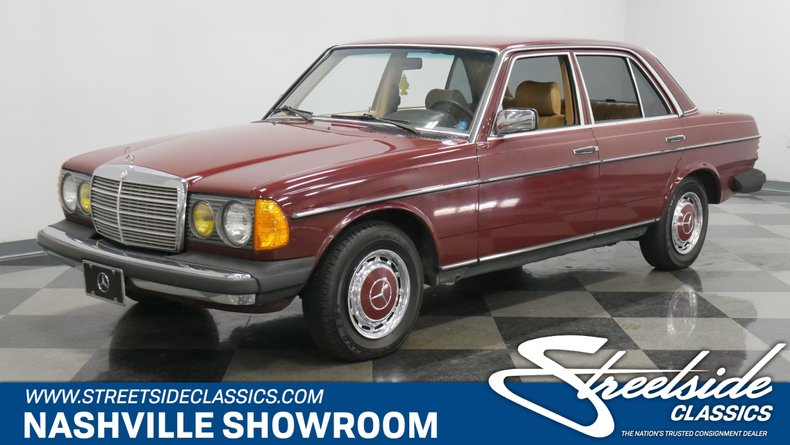 For Sale: 1983 Mercedes-Benz 240D