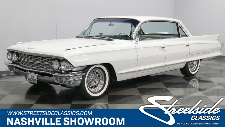 For Sale: 1962 Cadillac Series 62