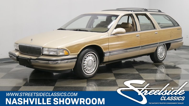 1995 Buick Roadmaster For Sale