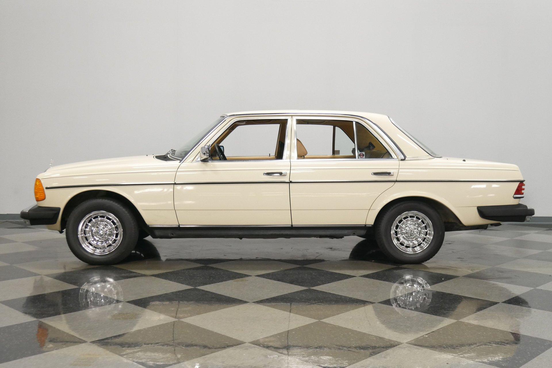1984 mercedes benz 300d