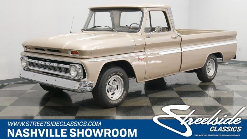 1966 Chevrolet C10 For Sale
