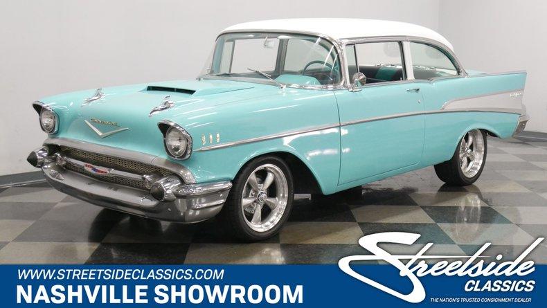1957 Chevrolet Bel Air For Sale