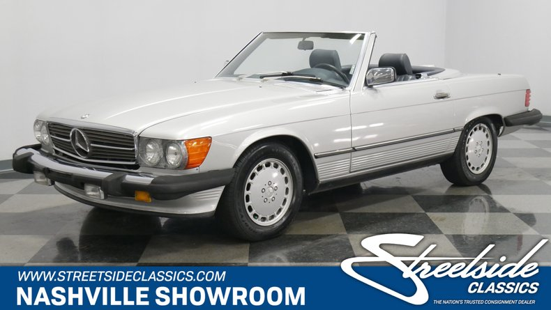 1987 Mercedes-Benz 560SL For Sale