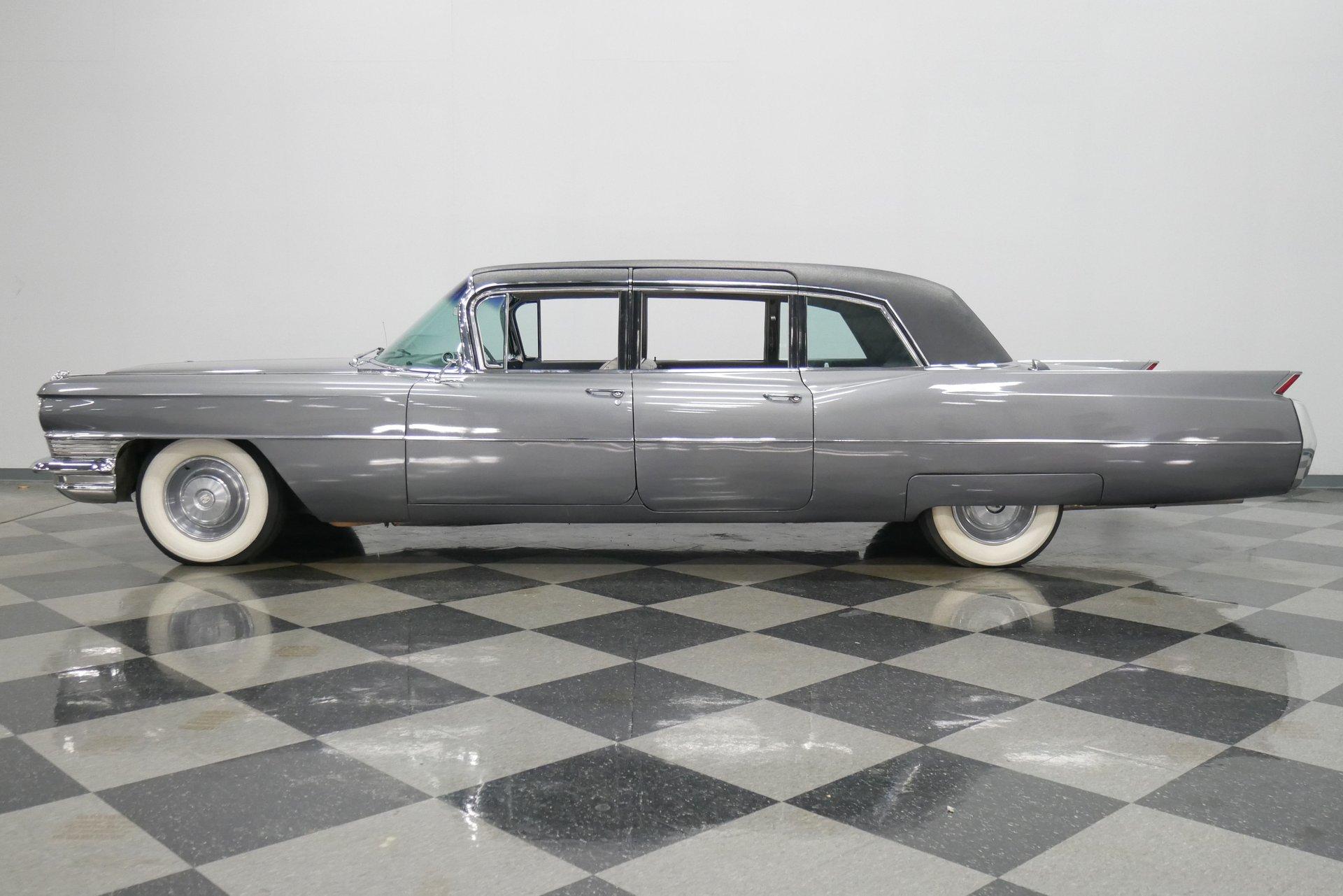 1965 cadillac fleetwood 75 sedan