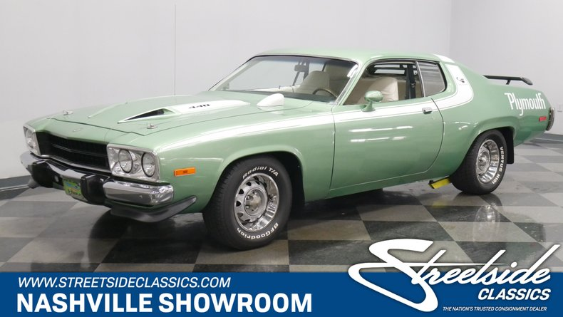 For Sale: 1974 Plymouth Road Runner