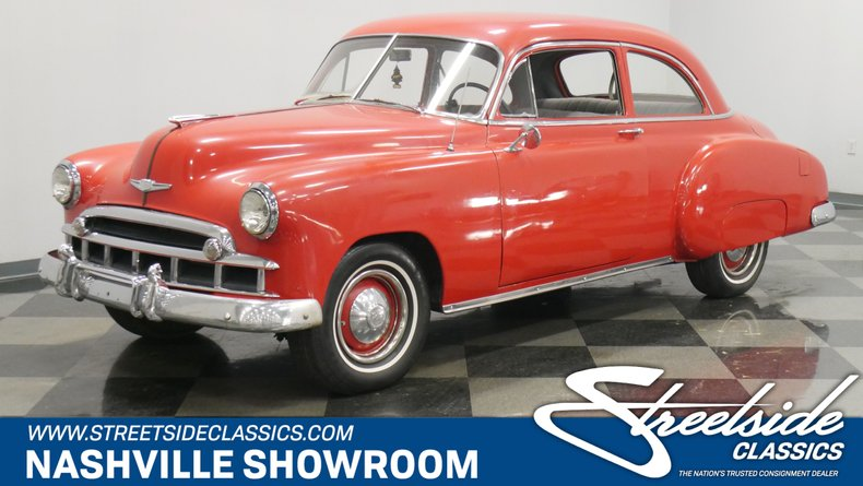 For Sale: 1949 Chevrolet Business Coupe