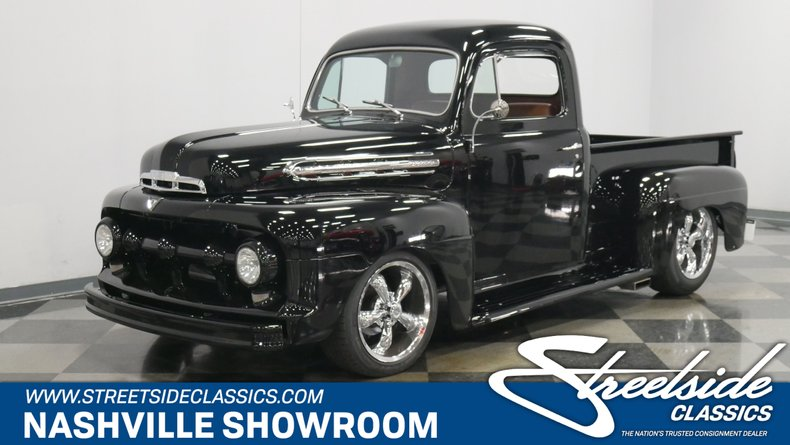 1951 Ford F-1 3