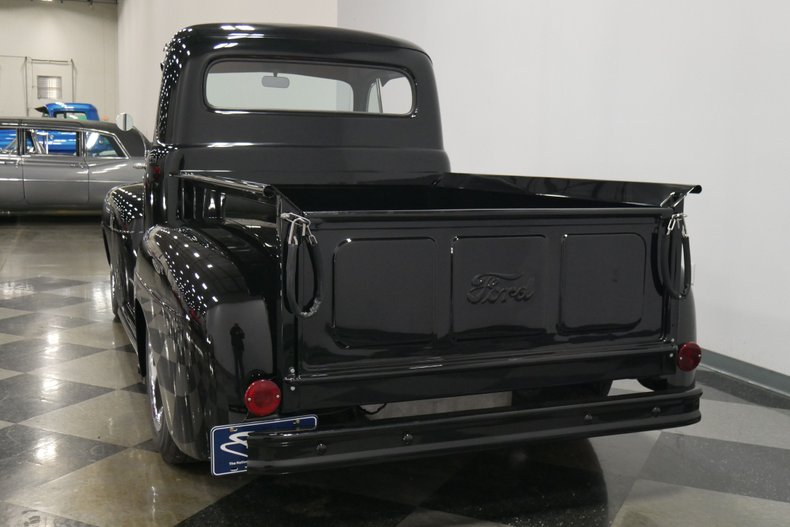 1951 Ford F-1 12