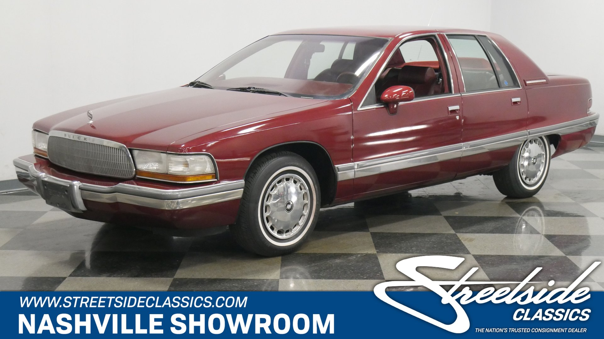 1992 buick roadmaster streetside classics the nation s trusted classic car consignment dealer 1992 buick roadmaster streetside