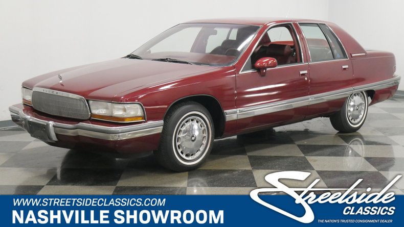 1992 Buick Roadmaster For Sale