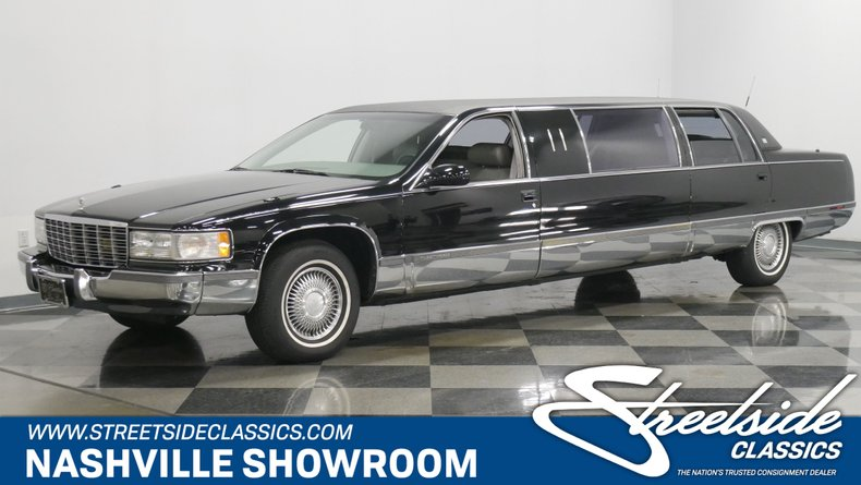 For Sale: 1995 Cadillac Fleetwood