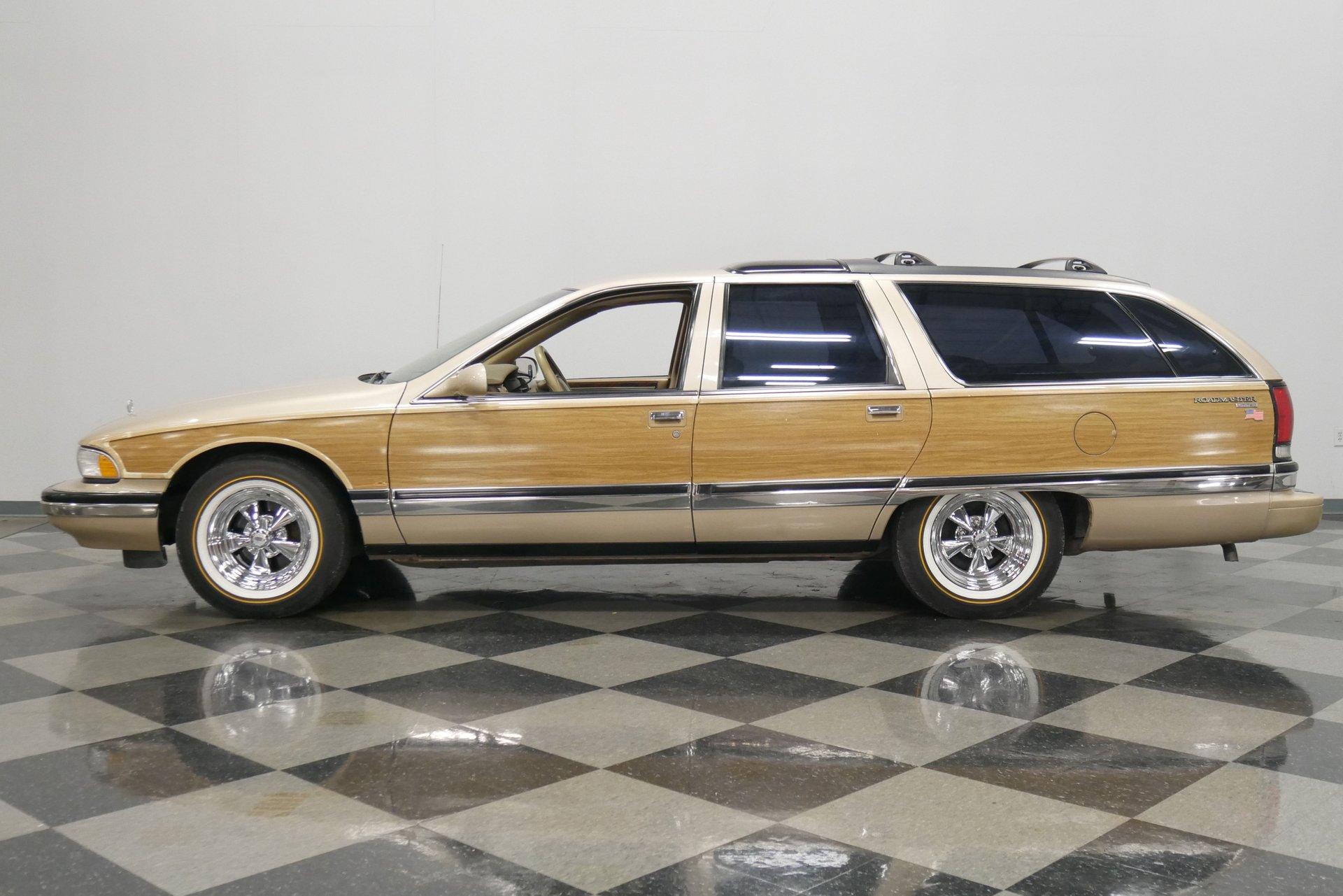 1996 buick roadmaster estate wagon
