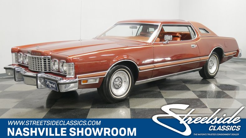 For Sale: 1975 Ford Thunderbird