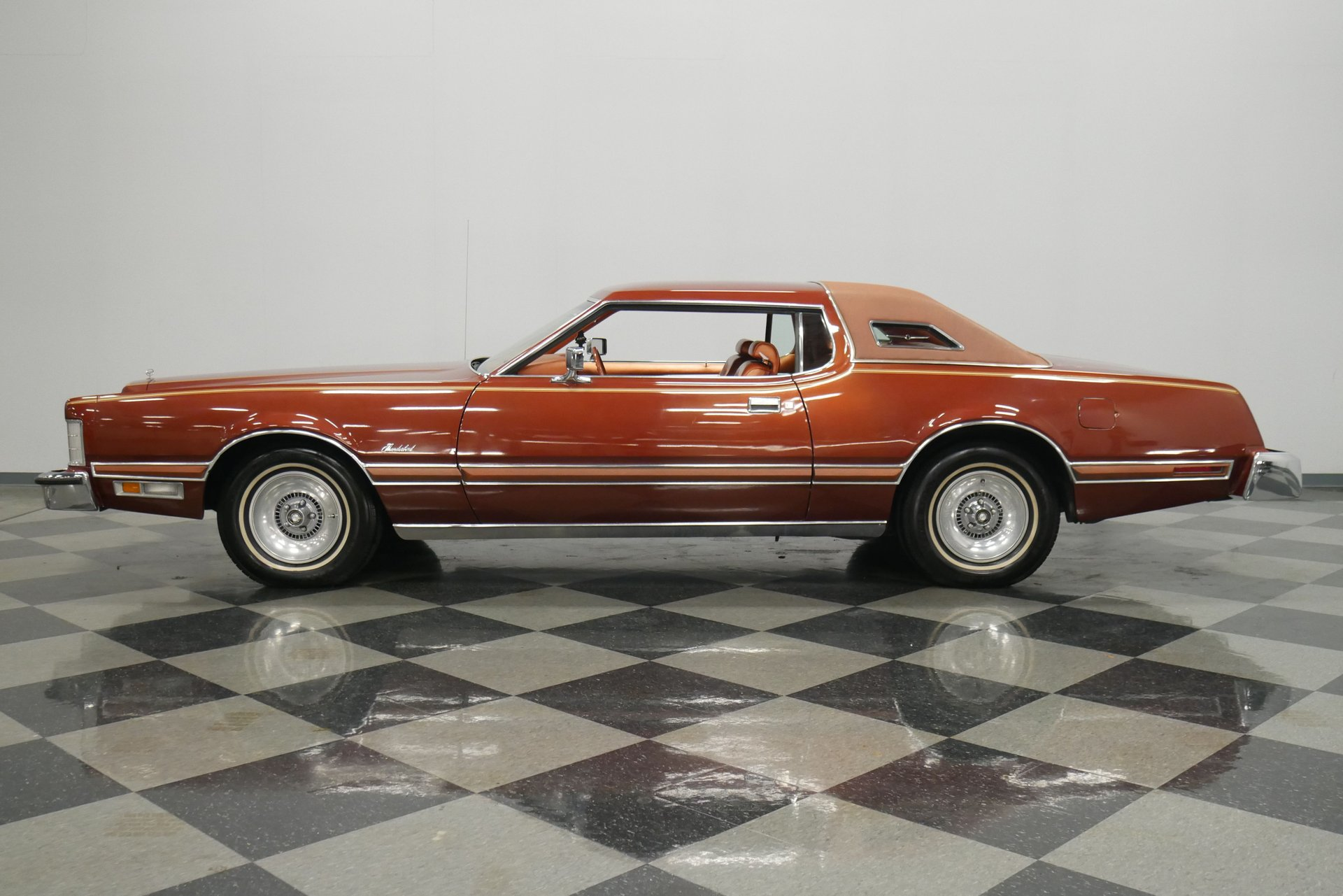 1975 ford thunderbird anniversary edition copper luxury group