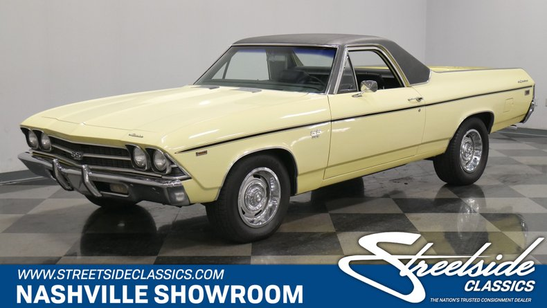 For Sale: 1969 Chevrolet El Camino