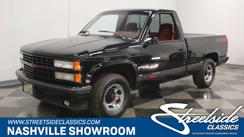 1990 Chevrolet Silverado For Sale