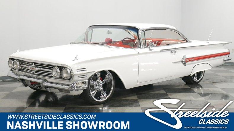For Sale: 1960 Chevrolet Impala