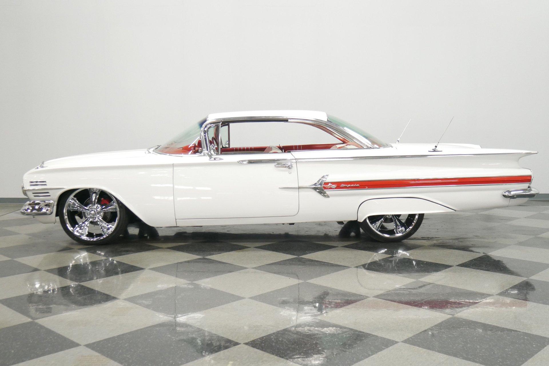 1960 chevrolet impala bubble top