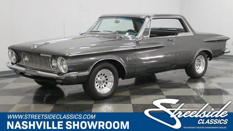 For Sale: 1962 Plymouth Fury
