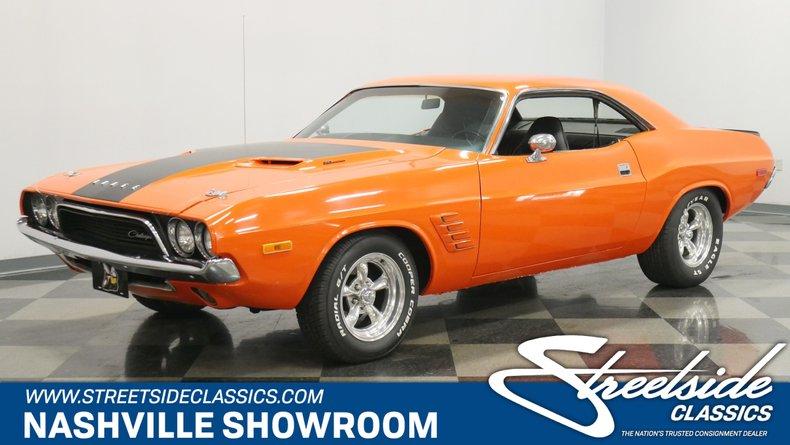 For Sale: 1974 Dodge Challenger