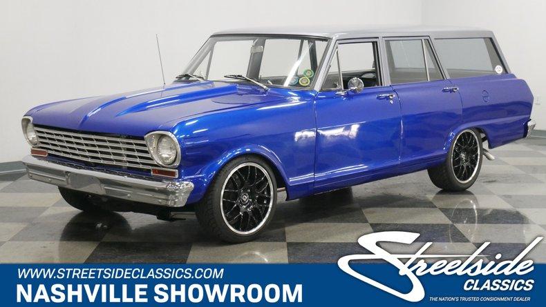 1963 Chevrolet Nova 1