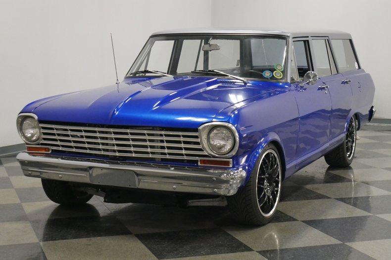 1963 Chevrolet Nova 21