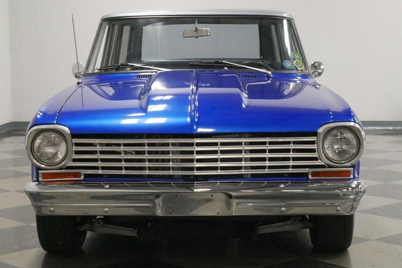 1963 Chevrolet Nova 20
