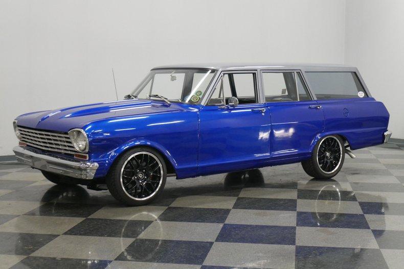 1963 Chevrolet Nova 6