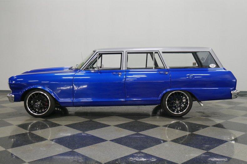 1963 Chevrolet Nova 2