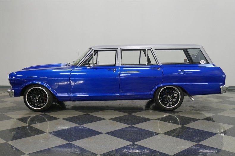 1963 Chevrolet Nova 7