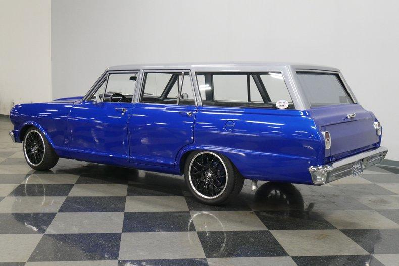 1963 Chevrolet Nova 8