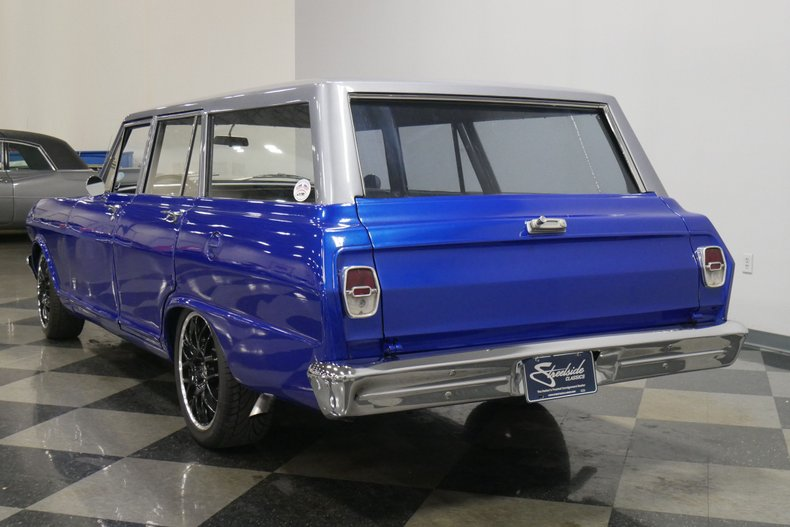 1963 Chevrolet Nova 10