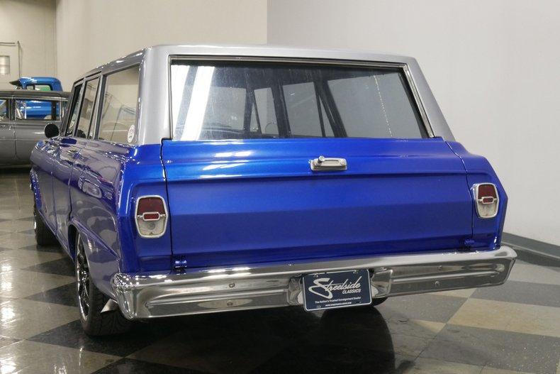 1963 Chevrolet Nova 11
