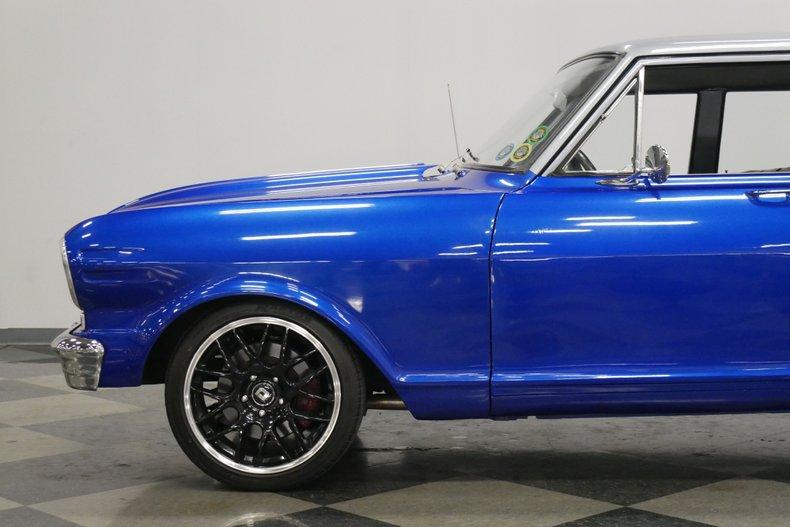 1963 Chevrolet Nova 22